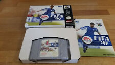 FIFA 99  Nintendo 64 N64 PAL OVP CIB Boxed