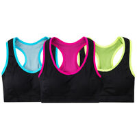 6-Pack Karlscrown Sports Camisole Lady's Wear Support for Yoga Gym Fitness