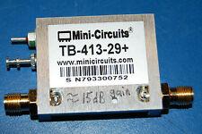 Mini-Circuits TB-413-29 + Attenuator 12V, 15dB Verstärkung)