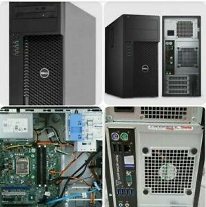 Workstation DELL PRECISION T3620 XEON E3 RAM 16GB SSD 256GB nVidia QUADRO OFFICE