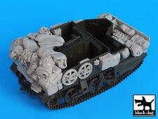 Black Dog 1/35 Bren Gun Carrier (Universal Carrier) Accessories (Tamiya) T35019