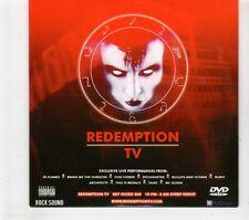 (GT367) Redemption TV, 10 Videos various artists - Rock Sound DVD