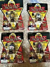 New Yu-Gi-Oh Series 1 Collectible Duel Monster Keychain 1996 Mattel * Yu Choose