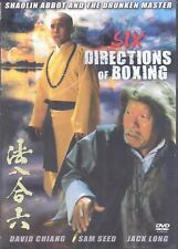 Six Directions of Boxing D Chiang Sam Seed Jack Long English Language Version
