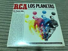 LOS PLANETAS - UN BUEN DIA CD SINGLE RCA 2000 PRECINTADO - INDIE POP