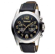Reloj Hombre TIMBERLAND TBL14518JS/02A PICKETT DUAL TIME En La Piel y el acero