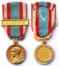 Médaille Commémorative des Opérations Sécurité et Maintien de l'Ordre. Algerie