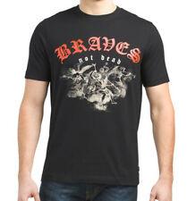 Diesel Men Just Xi Maglietta Short Sleeve Crew Neck T Shirt Black Size L XL NEW