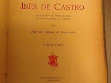 Ines de Castro (1933), signed Dr. Antonio de Vasconcelos, #147 of 1000