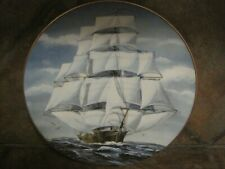 Great American Sailing Ships~ The Flying Cloud ~ Rosenthal,/Danbury Mint, Euc