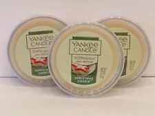 Yankee Candle Scenterpiece Easy Melt Cup in Christmas Cookie - Set Of 3!