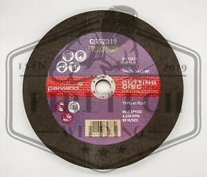 "Parweld (9"") 230mm x 1.9mm x 22.2mm Thin Stainless Steel Metal Cutting Discs"