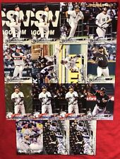 White Sox 2018 Topps Series 1 <15 Pack> Team + Lot: Nicky Delmonico RC + More