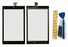 "For 8"" Amazon Kindle Fire HD8 2017 Black Digitizer Glass Touch Screen"