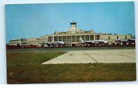 *Administration Building Washington National Airport DC Vintage Postcard C47