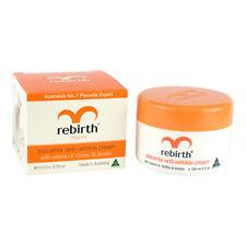 Lanopearl Rebirth Original Placenta Anti-Wrinkle Cream With Vitamin E & 100ml