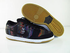 "Nike Dunk Low Premium SB QS ""Hacky Sack"" Multi Color Rare Sneakers US_10 EUR_44"