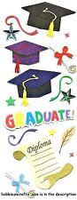 Ek éxito Jolee's Stickers School University College diploma Estrellas-Graduación