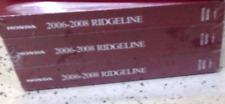 2006 2007 2008 HONDA RIDGELINE Service Repair Workshop Manual New