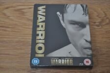 WARRIOR (Blu-ray Steelbook)Zavvi Exclusive