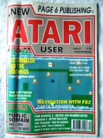 63147 Issue 47 New Atari User Magazine 1990
