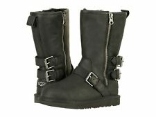 Ugg Kaila 1017347K Black Water Resistant Youth / Women Boot