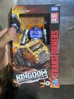 Transformers Kingdom War For Cybertron Action Figure Deluxe Class HUFFER