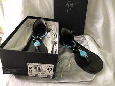 Giuseppe Zanotti Flat Shoes Size 40