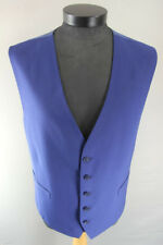 BRAND NEW GARETH SOUTHGATE ENGLAND STYLE BLUE WAISTCOAT 36 & 52 INCH