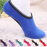 Slipper Socks! Women  Home Non-slip Warm Soft Fluffy Fur Winter Thick Bed