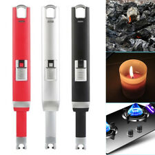 USB Lichtbogen Feuerzeug Grill Arc Stabanzünder Kerzenanzünder Zigarette Lighter