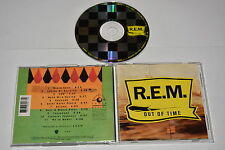 R.E.M. REM - OUT OF TIME - MUSIC CD RELEASE YEAR:1991