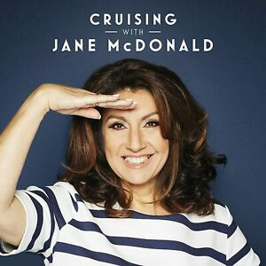 Cruising with Jane McDonald CD *NEW & SEALED FAST UK DISPATCH*