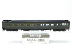 HO Scale Walthers 932-10453 CBQ Burlington Route Solarium-Observation Passenger