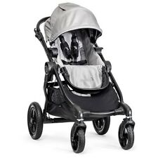 Baby Jogger 2015 City Select Stroller - Silver (Black Frame)-New! Free Shipping!