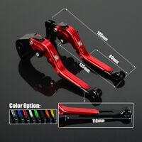 Extending Folding Brake Clutch Levers For Honda Grom CBR250R CBR300R CB300F/FA