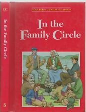 Collier's Junior Classics #5 IN THE FAMILY CIRCLE Illustrated Children's Book
