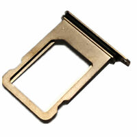 "Apple iPhone XS 5.8"" Sim Card Holder Slot Sim Card Tray Replacement Gold New"