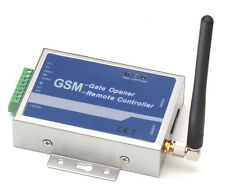 GSM Garagentor Tor Fernbedienung Fernschalter Mobil Telefon Funkschalter Alarm