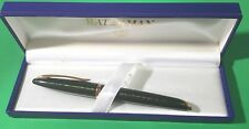 """""""WATERMAN""""  750 / 18K GOLD FOUNTAIN PEN , MADE IN PARIS WITH BOX"""