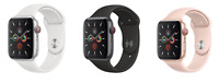 Latest Apple Watch Series 5 [40MM 44MM] Space Gray Silver Gold GPS+LTE Cellular