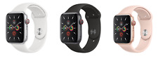 Latest Apple Watch Series 5 [40MM 44MM] Space Gray Silver Gold GPS Only
