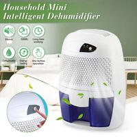 500ML Portable Mini Dehumidifier Electric Air Dryer Home Drying Moisture Device