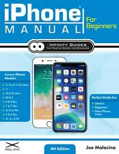 iPhone Manual for Beginners (4th Edition, 2020)