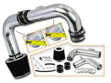 BCP BLACK 11-15 Chevy Cruze 1.4L DOHC Turbo Cold Air Intake System +Filter