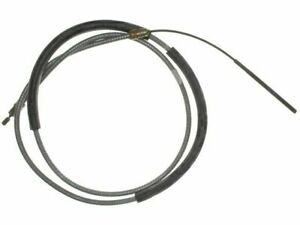 For 1988-1992 Eagle Premier Parking Brake Cable Front Raybestos 46287DC 1989