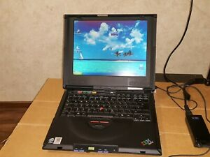 IBM Thinkpad type 2621 I-Series Rare vintage laptop
