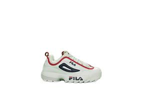 Scarpa Fila Disruptor CB Low Bianco Uomo Sneakers 1010707.92N