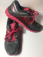 BROOKS GLYCERIN 14 Women's Sz 7.5 Pink/Gray Running Shoes