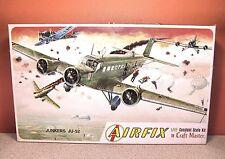 1/72 AIRFIX JUNKERS Ju-52 MODEL KIT # 1507-150